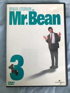 Mr. Bean 3, 5 Capítulos En Dvd