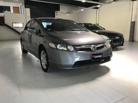 Honda Civic 1.8 Exs 2007 - Sedan 4 Ptas -excelente Estando !