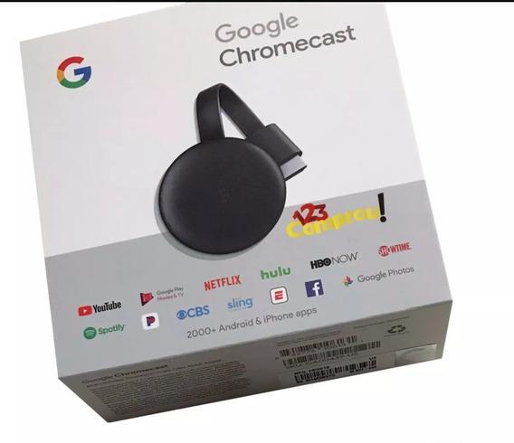 Chromecast 3 - Geração