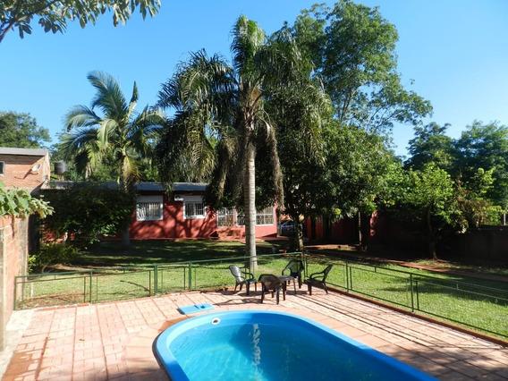Alquiler De Casa En Iguazú. Quinta La Emilia