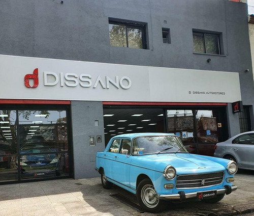 Peugeot 404 1978 Motor Indenor Diesel 1.8 Dissano Automotore
