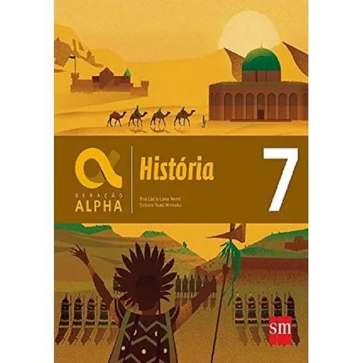 Historia Alpha- 7º Ano / Livro Do Professor