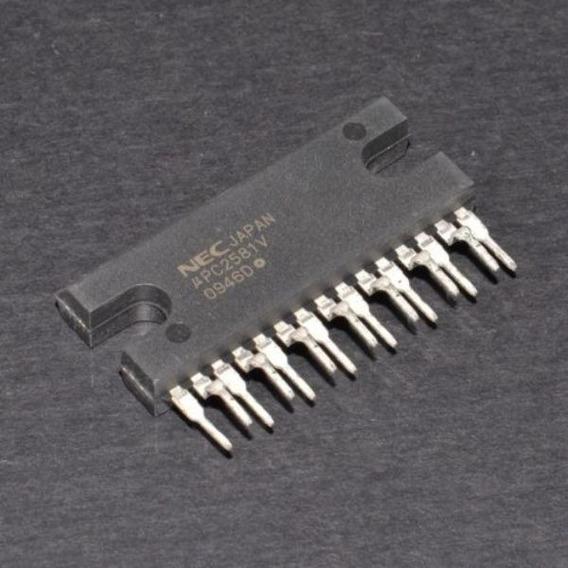 Circuito Integrado Upc2581v - Reciever Sony - Upc2581v