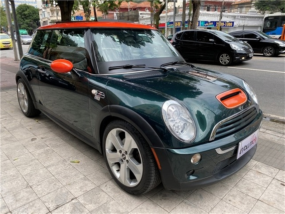 Mini Cooper 1.6 S 16v Turbo Gasolina 2p Manual