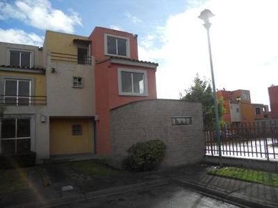 Casa En Renta En Los Héroes Tecámac, Tecámac, Estado De México.