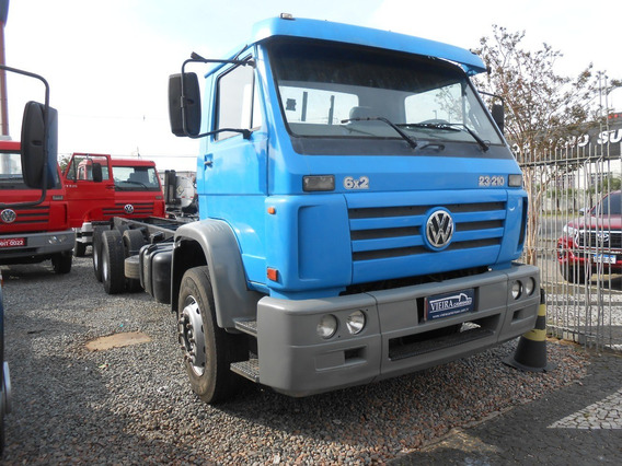 Vw 23 210 Chassi