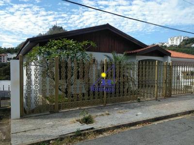 Casa Residencial À Venda, Mirante Das Estancias, Águas De Lindóia. - Ca0369