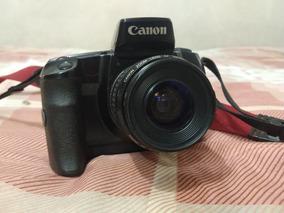 Câmera Analógica Canon Eos A2 Com Lente 35-80