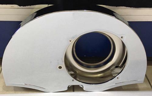 Caja Turbina Para Vocho Cromo Empi