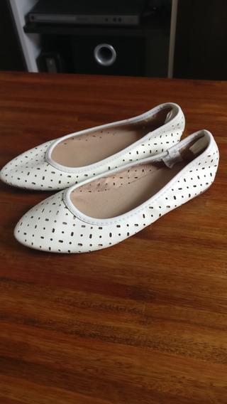 Zapatos De Nena Calados Old Navy Beige - Chatitas - Nuevas!