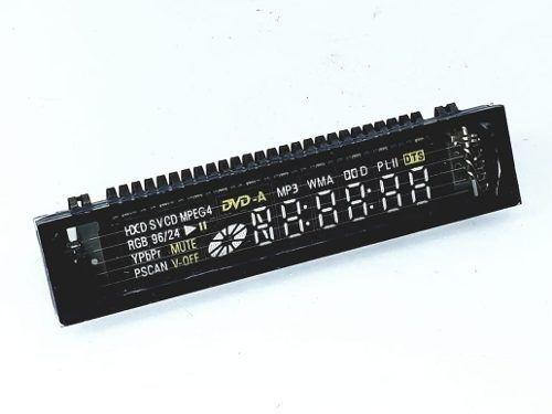 Display Para Dvd Semp Toshiba Dvd Sd6080