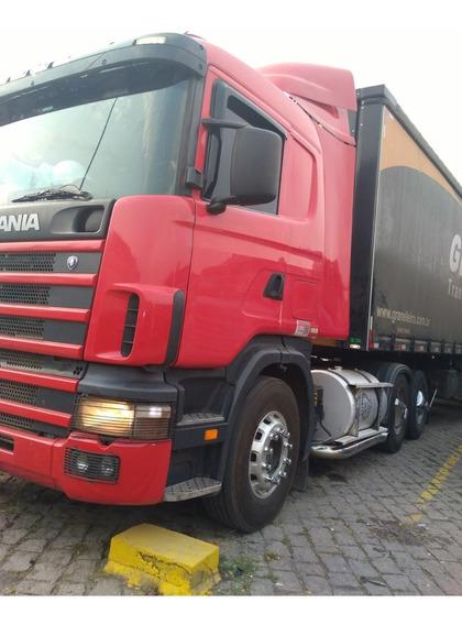 Scania 124/360 2004/05 Com Bomba Injetora