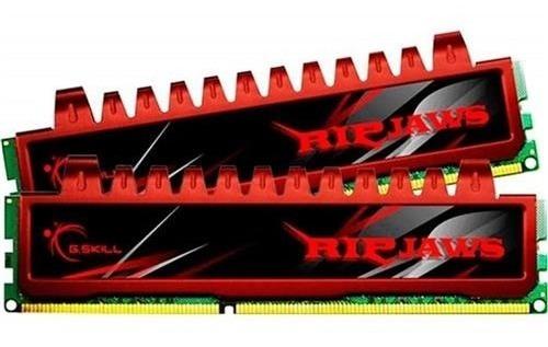 Memória Ram G-skill Ripjaws 8gb (2x4gb) 1333mhz