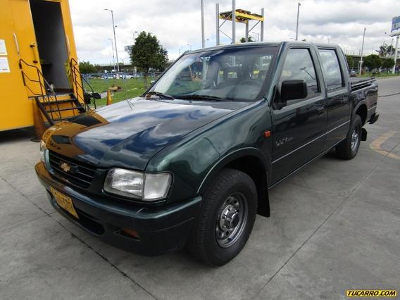 Chevrolet Luv Doble Cabina 4x2