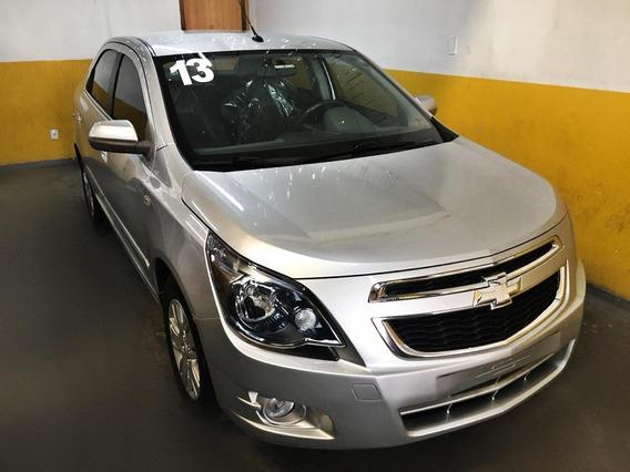 Chevrolet Cobalt Ltz 1.8 Automático Completo 2013