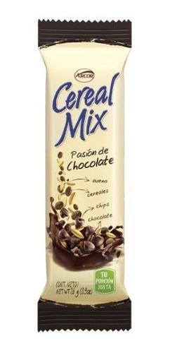 Cereal Mix Pasion De Chocolate X 20 U - Lollipop