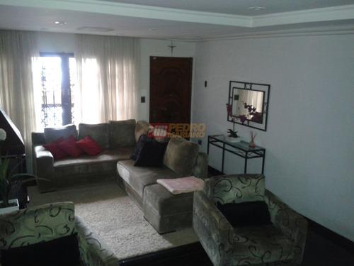 Sobrado No Bairro Rudge Ramos Em Sao Bernardo Do Campo Com 03 Dormitorios - V-23184