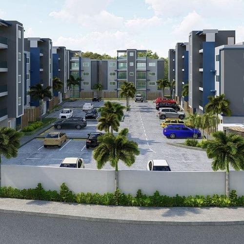 Venta Apartamento Km 14 De La Autopista Duarte Nuevo