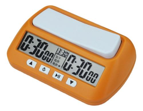 Imagen 1 de 10 de Temporizador De Reloj De Ajedrez Profesional Ys-902 Para