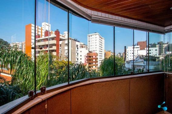 Apartamento De 3 Dormitórios, Suíte, Garagem Para 2 Carros À Venda No Bairro Bela Vista - Porto Alegre/rs - Ap2321