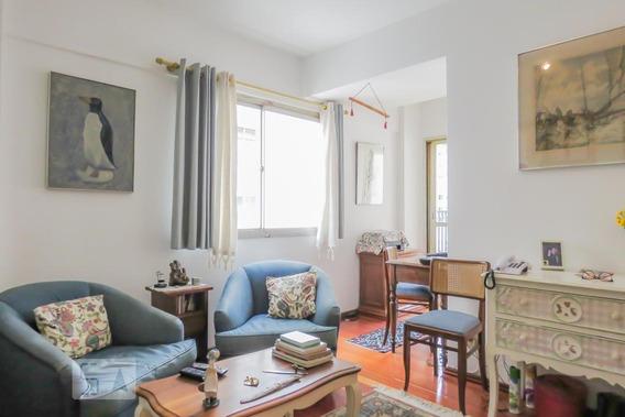 Apartamento Para Aluguel - Itaim Bibi, 1 Quarto, 40 - 893012658