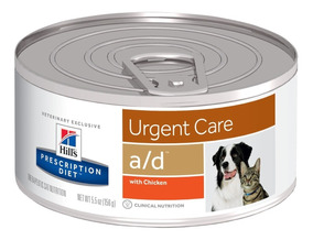 Ração Hills Canine Prescription Diet A/d 24 Latas - 156gr