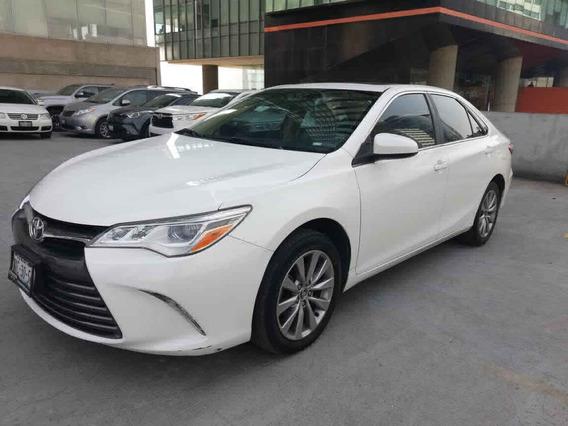 Toyota Camry 2015 4p Xle V6/3.5 Aut