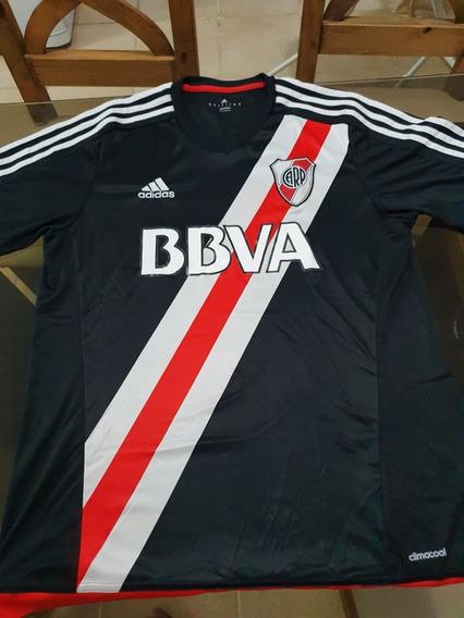 Camiseta River Plate Alternativa (negra)-homenaje Labruna(l)