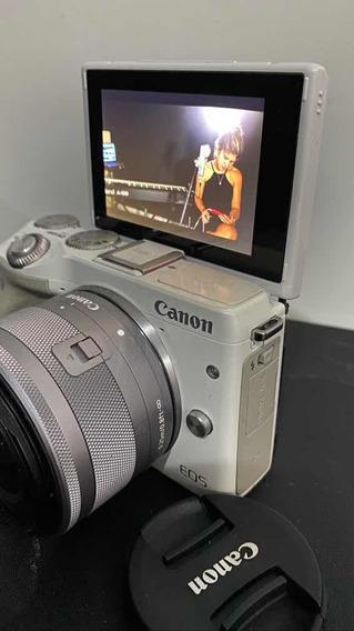 Canon Eos M3 - 24 Megapixels