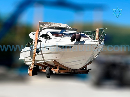 Lancha Real 40 Iate Ferretti Axtor Intermarine Armada