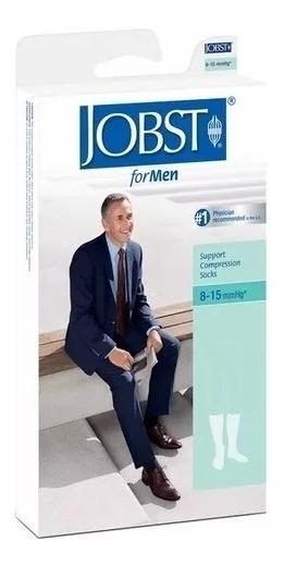 Calcetín De Compresión Jobst Formen 20-30 Mmhg, Rodilla