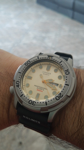 Relógio Citizen Tuna Série Japonesa !!!