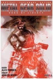 Libro 1. Metal Gear Solid De Alex Garner