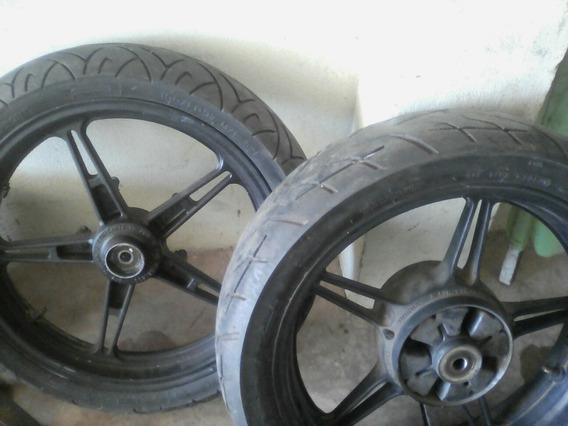 Tião Motos Vende Um Pá De Roda Da Cb 300 Freio A Tanbo
