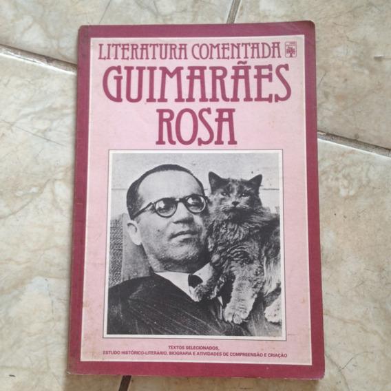 Livro Literatura Comentada Guimarães Rosa 1982 Beth Brait C2