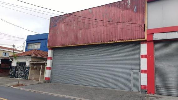 Excelente Ponto Comercial Na Vila Gustavo - Mi76608