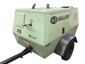 Compresor Neumatico Portatil Sullair 185pcm Compresor De Air