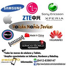 Servicio Tecnico Especializado De Celulares Y Tablets
