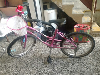 Bicicleta Rodado 14 Para Nena