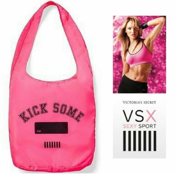 Bolso Plegable Victorias Secret Vsx Sport