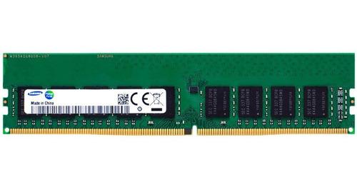 Memória Servidor Samsung 16gb Ddr4 Pc4 19200r 2400 Ecc Rdimm