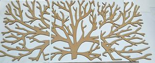 Placa Decorativa Mdf 6 Mm (185x70 Cm) Sin Pintar