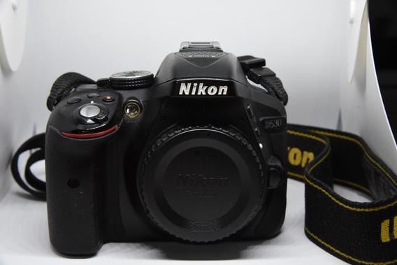 Nikon D5300 24mp - Wifi
