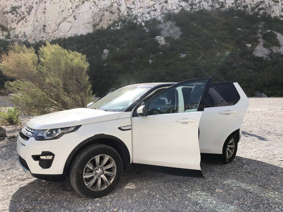 Land Rover Discovery Sport Hse 2.0t
