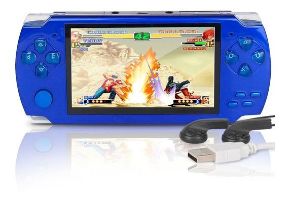 Vídeo Game Portátil Retrô Vários Jogos Arcade Gba Sega Snes