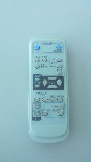 Controle P/ Data Show- Epson, Optoma, Sharp, Benq Etc.