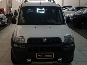 Fiat Doblo 1.8 Adventure Locker Flex - Rogério Automóvel