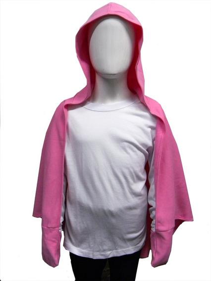 Casaco Infantil Feminino Puc - Cód. 6540