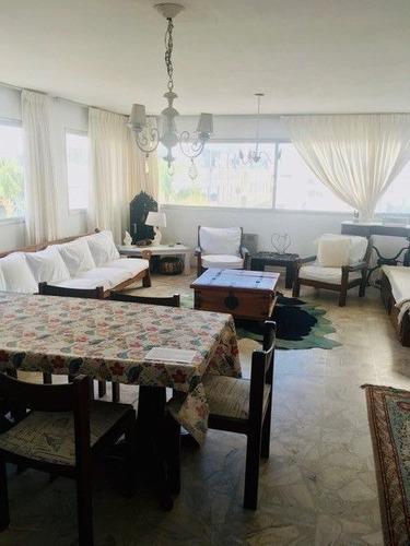 Alquiler Anual Punta Del Este Peninsula Apartamento 3 Dormit