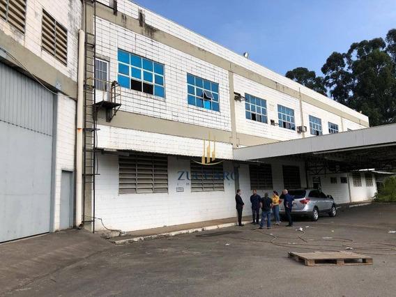 Galpão Industrial - Ga1576